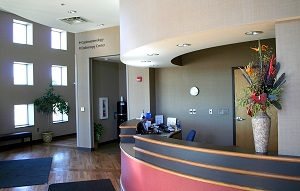 Genial Medical Office Remodel