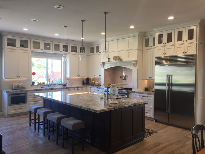 kitchen remodeling las vegas | dream construction