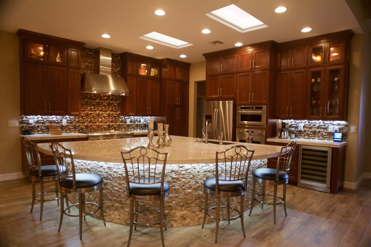 Our portfolio las vegas dream construction for Kitchen remodel financing