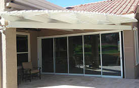 Patio Cover Lv Cool Down In The Las Vegas ...