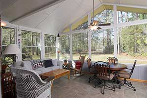 Patio Enclosures & Sunrooms