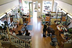 Salon Spa Remodeling