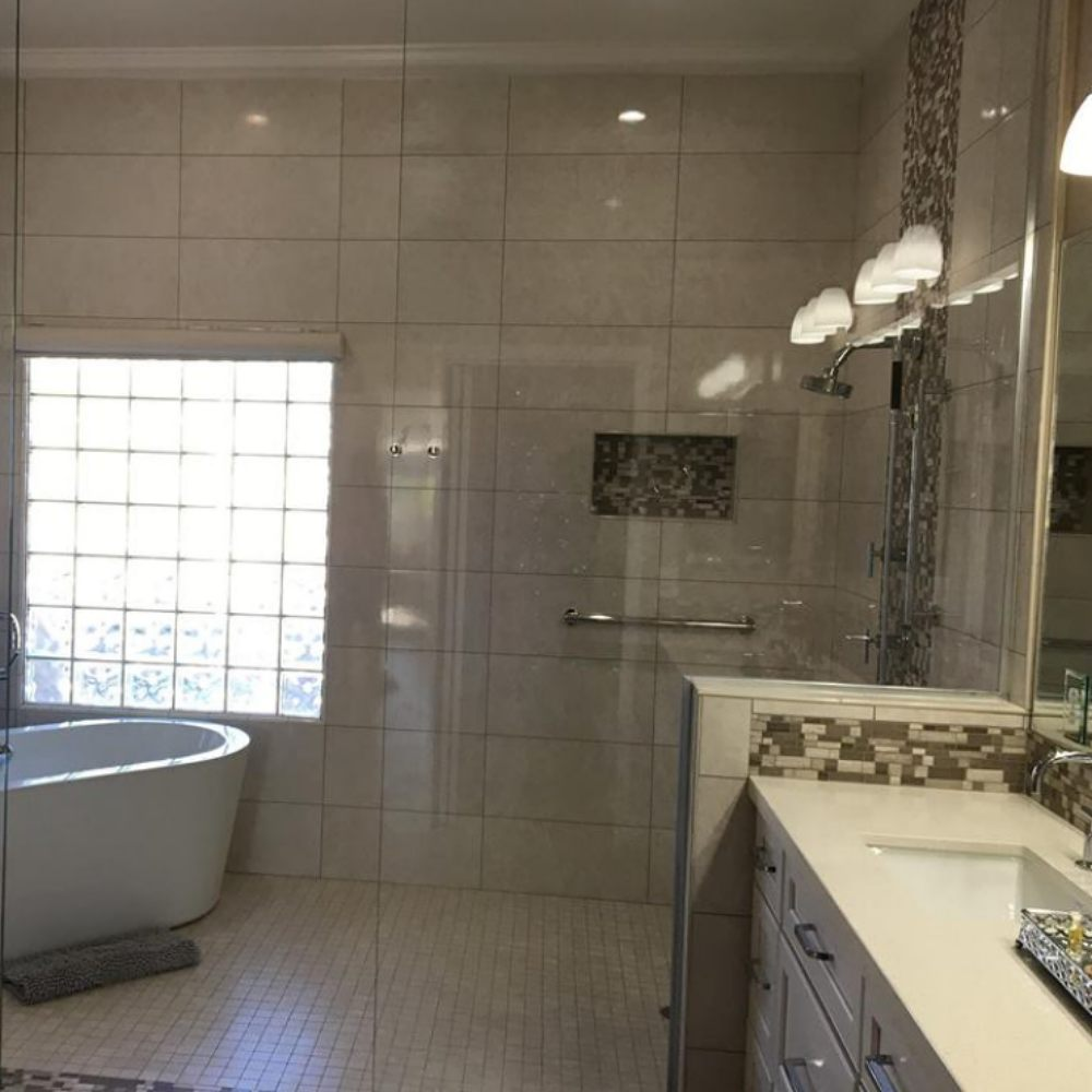Bathroom Remodel by Dream Construction