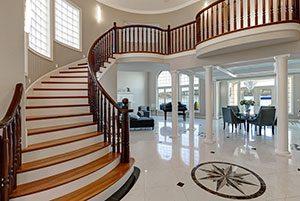 Custom Stairs & Banisters