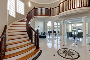 Custom Stairs & Banisters