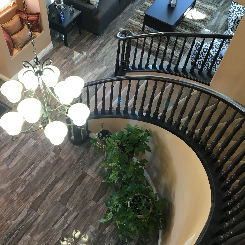 Staircase and Foyer Remodel
