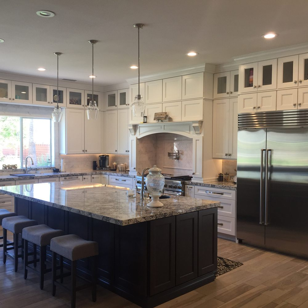 Example of Las Vegas Kitchen Remodel by Dream Construction