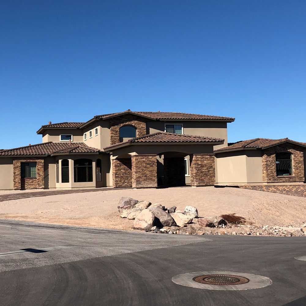 Custom Home Builder in Las Vegas