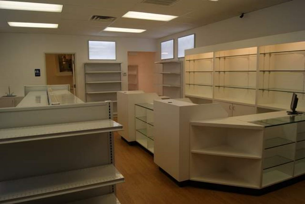 Showroom and Commercial Remodeling