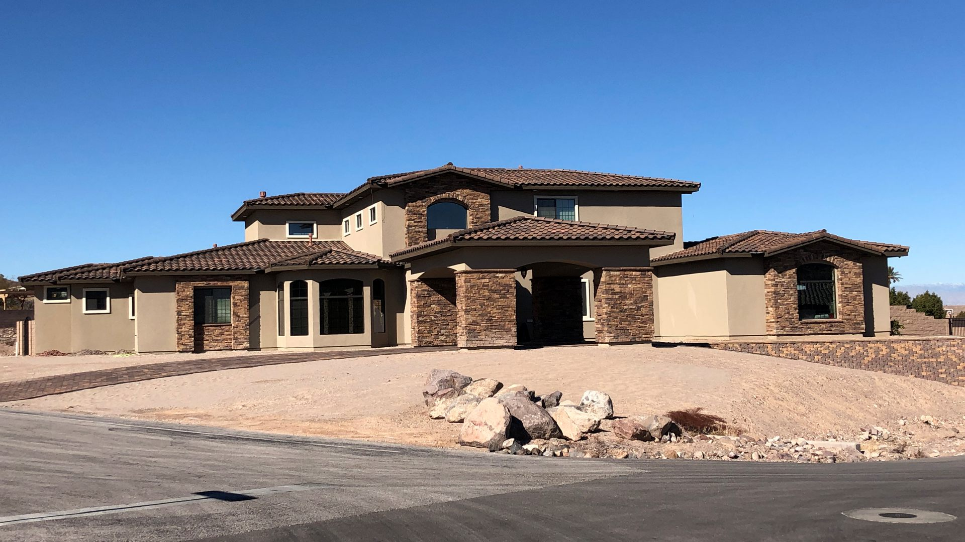 Dream Construction for Custom Home Builds in Las Vegas