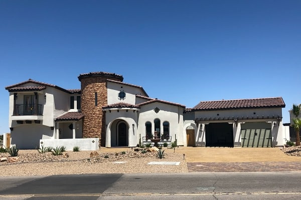 Vegas Custom Home Builder